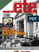 Semanario Siete- Edición 20