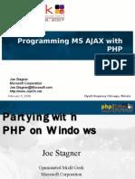 PHPTEK 07 PHPonWindows