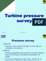 Turbine Pressure Survey