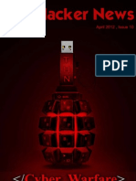 Cyber Warfare - The Hacker News Magazine April 2012 Edition