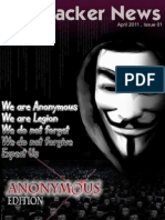 The Hacker News, n. 01, April 2011