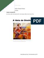 Lmprp.int_dir - A Ideia de Direito