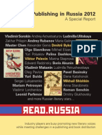 Publishing in Russia 2012