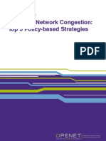 Reducing Network Congestion