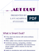 Smart Dust Final Year(Technical Topic)