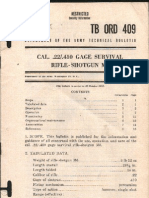 M6 Scout Manual