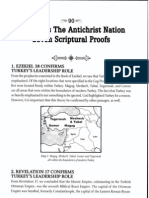 Turkey as the Antichrist Nation