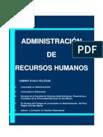 Admin is Trac Ion de Recursos Humanos