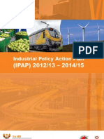 Industry launches the Industrial Policy Action Plan
