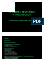 Introduccion a La Regulacion Economica