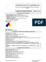cloretodesOdiosemiodo