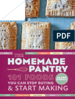Recipes From the Homemade Pantry by Alana Chernila