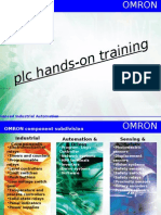 OMRON Plc Training