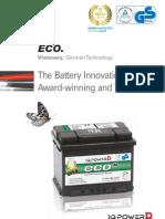 Datenblatt ECO 201105 GB