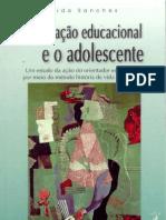 Orientação Educacional e o Adolescente - Cida Sanches