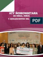 Aty Ñomonguetara de NNA del Sur