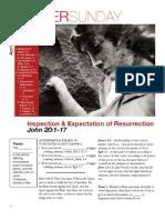 Easter John 20-1-10 Handout 040812