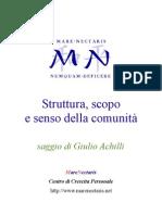 struttura_scopo_comunita