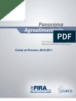 Panorama Agroalimentario Carne Porcino 2010