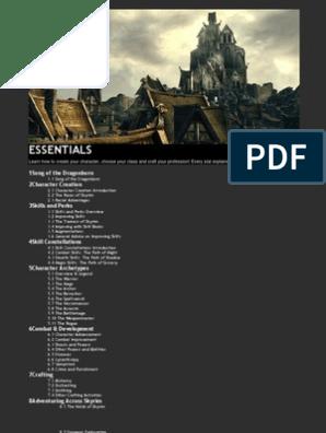 Skyrim Essentials | Blacksmith | Shield