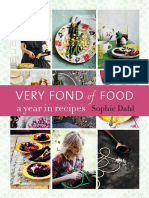 Recipes from Very Fond of Food by Sophie Dahl