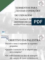 Anselmo Diniz UNICAMP