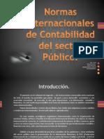 Normas Internacionales Powepointde ad Del Sector Publico