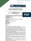 FGV Projetos - Concursos