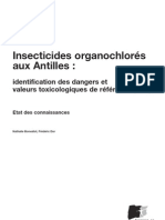 Insecticides Antilles