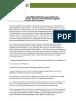 Fairmont Resources identifiziert mittels geophysikalischer Flugvermessung mehrere Ziele auf dem Konzessionsgebiet Marmion South und plant Bohrprogramm