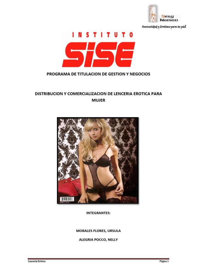 510037ff49 distribucion y comercializacion de lenceria erotica para mujer