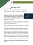 GEAR4 präsentiert Cases für das neue iPad