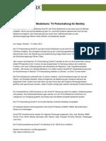 SmartTV der Firma Mods4cars