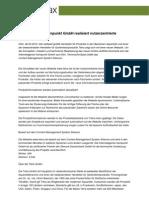 Internetagentur kernpunkt GmbH realisiert nutzerzentrierte Website für Tetra