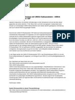Verbesserter Schallschutz mit UNIKA Kalksandstein - UNIKA R-Planblocksteine in 7DF