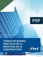 Código de Buenas Prácticas en la Industria de la Construcción