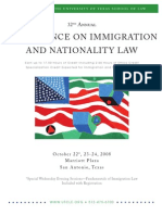 UT Immigration CLE