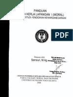 Panduan KKL I (Moral)