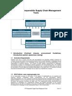 VW Supply Chain Managment Tool Training v2
