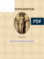 Hecate's Sanctum - A new eclectic tradition of Witches