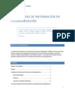 03 Los Sistemas de Informacic3b3n en La Organizacion