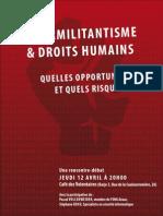 Café des Libertés sur le Cyberactivisme et les Droits Humains (Genève, le jeudi 12 avril 2012 à 20h)