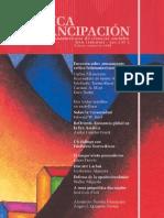 Crítica y Emancipación, nº 02, 2009