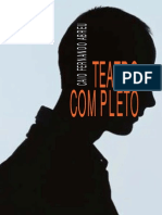 Teatro Completo - Caio Fernando