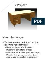 The Desk Project Assignment