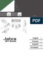 Jabra 5010 Bluetooth Manual