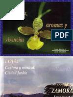 Orquideas Aromas y Vivencias.Tulio Bustos
