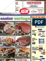 IGA MI Coupons Circular 2 April 12 Michigan