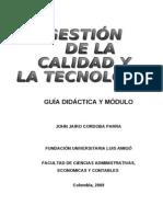 GestionDeLaCalidadYLaTecnologia