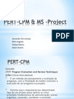 Pert-cpm & Ms -Project